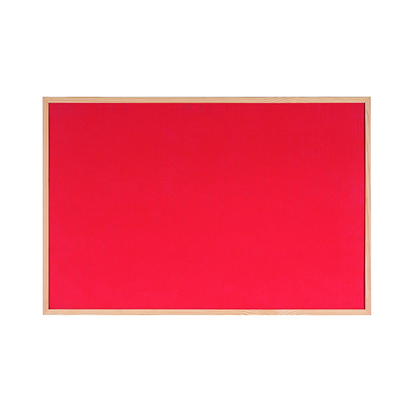 Cork Bi-Office Double-Sided Board Cork and Felt 600x900mm FB0710010