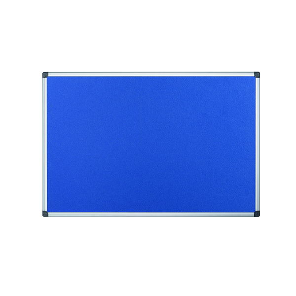 Bi-Office Fire Retardant Notice Board 600x900mm SA0301170