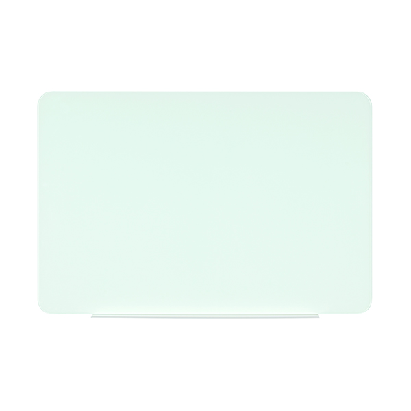 Magnetic  Bi-Office Magnetic Glass Drywipe Board 1200x900mm GL080101
