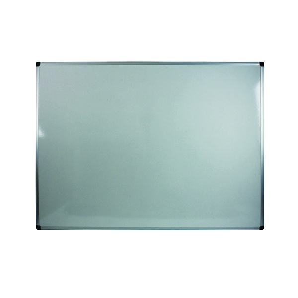 Non-Magnetic Bi-Office Aluminium Trim Drywipe Board 1200x900mm MB0512170