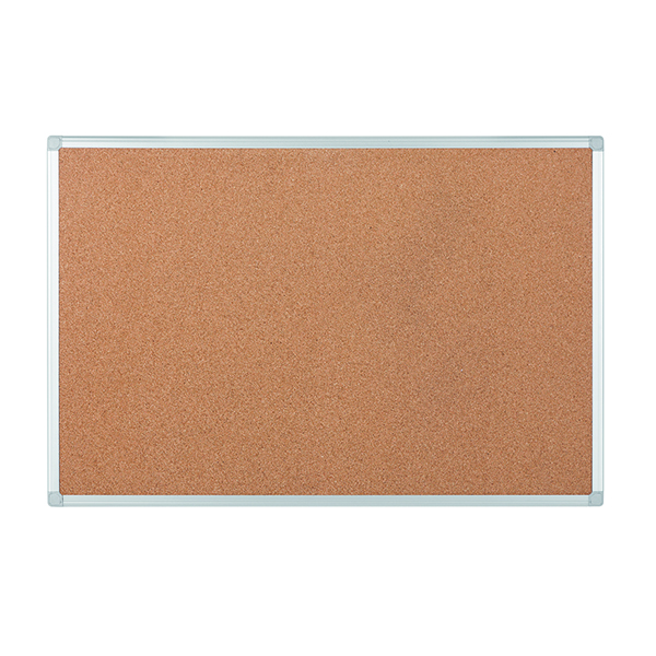 Cork Bi-Office Earth Cork Noticeboard 900x600mm CA031790
