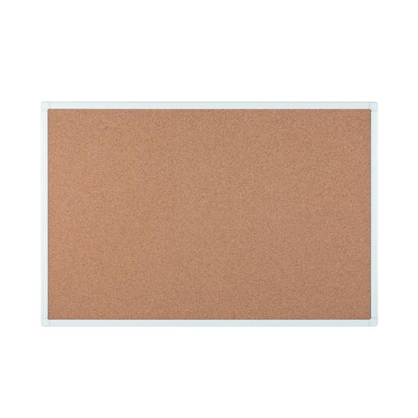 Cork Bi-Office Antimicrobial Cork Board 1800x1200mm BCA271226