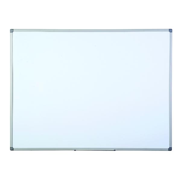 Bi-Office Aluminium Finish Drywipe Board 1800x1200mm MB8512186