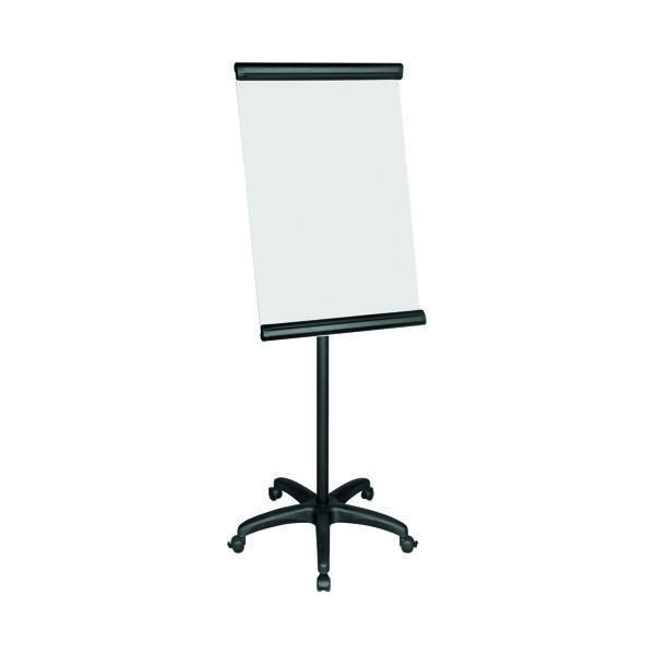 Unspecified Bi-Office Frameless Mobile Flipchart Easel 900x600mm EA6700115