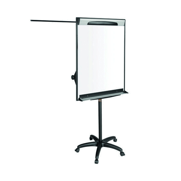 Unspecified Bi-Office Mobile Magnetic Flipchart Easel 700x1000mm EA48061823