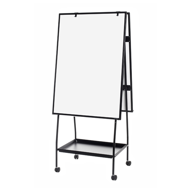 Magnetic  Bi-Office Creation Station Mobile Easel EA49145016