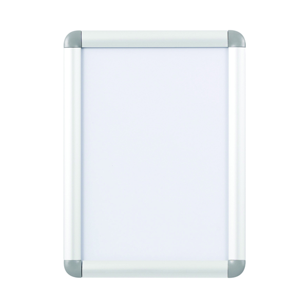 Certificate / Photo Frames Bi-Office Aluminium Snap Frame A4 VT720415370