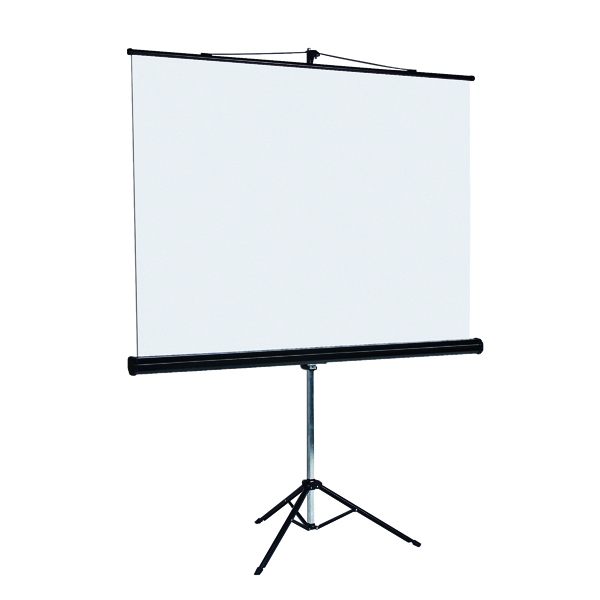 Tripods Bi-Office Tripod Projection Screen 1250x1250mm 9D006028