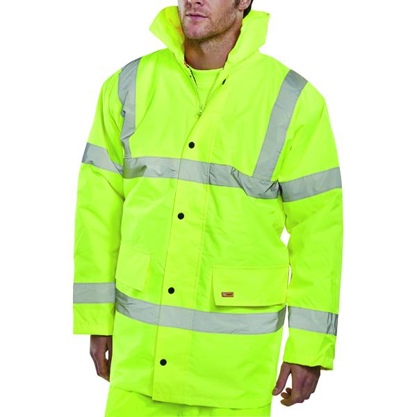 Bodywarmers Constructor Jacket Saturn Yellow Medium CTJENGSYM