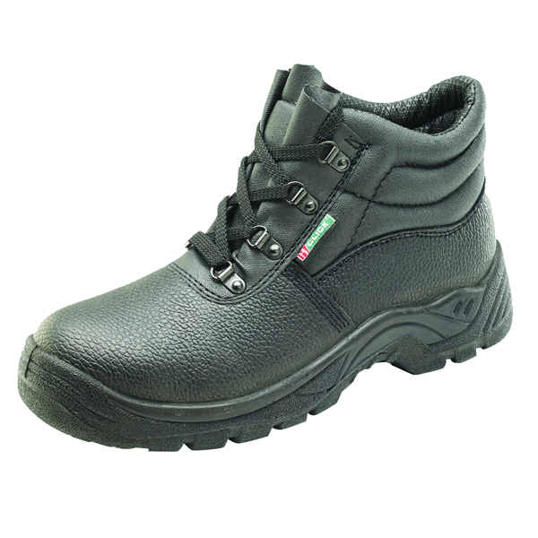 Boots Mid Sole 4 D-Ring Boot Black Size 8 CDDCMSBL08