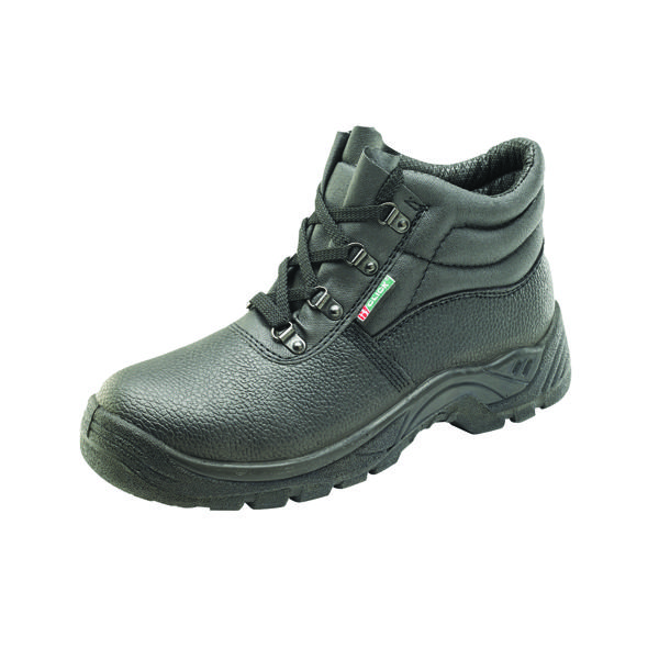 Boots Mid Sole 4 D-Ring Boot Black Size 9 CDDCMSBL09