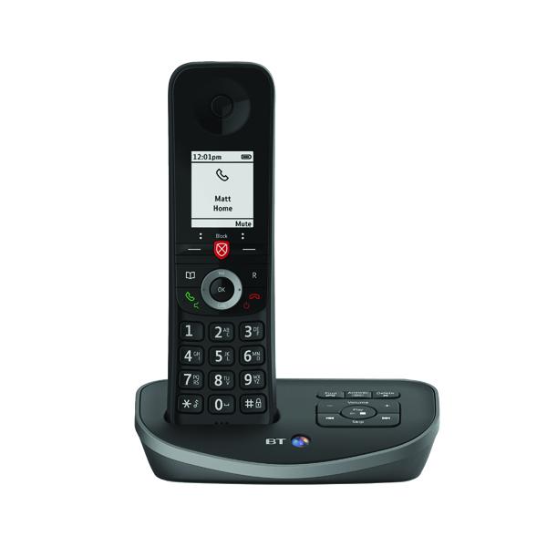 Telephones BT Advanced DECT TAM Single 90638