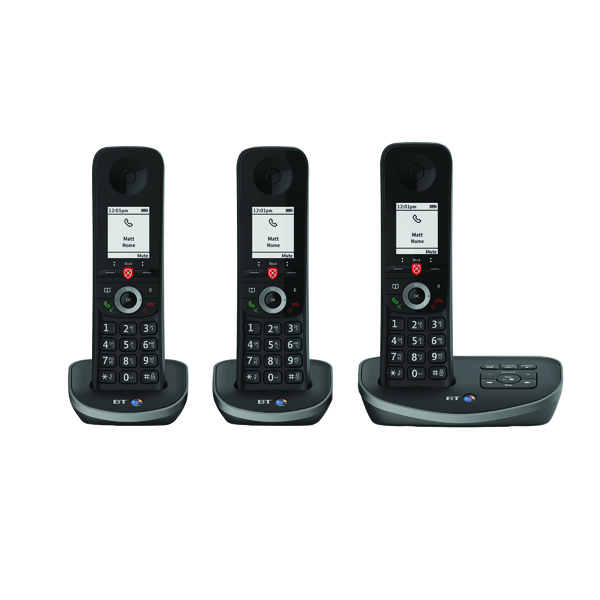 Telephones BT Advanced DECT TAM Phone Trio 90640