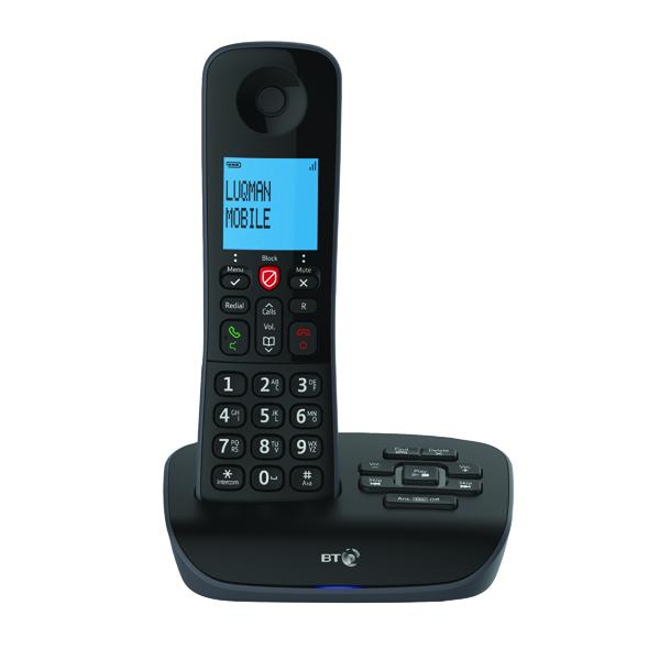 Telephones BT Essential DECT TAM Phone Single 90657