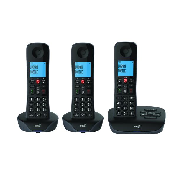 Telephones BT Essential DECT TAM Phone Trio 90659
