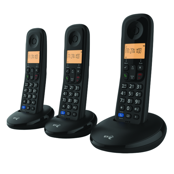 Telephones BT Everyday DECT Phone Trio 90663