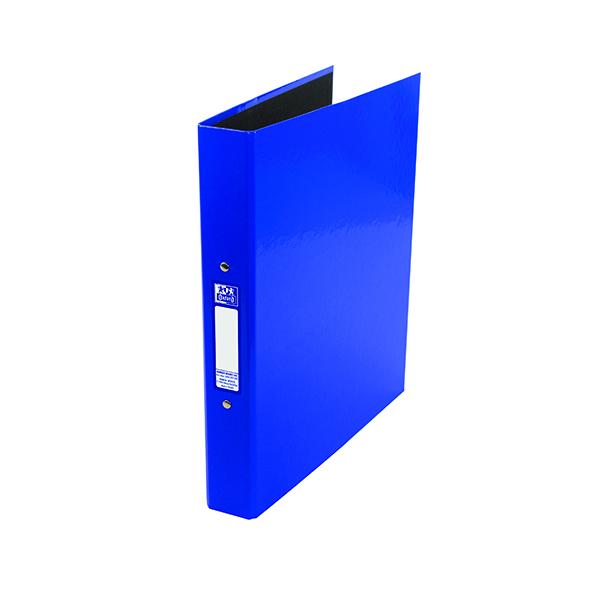 Elba Classy Ring Binder 25mm Blue 400017754