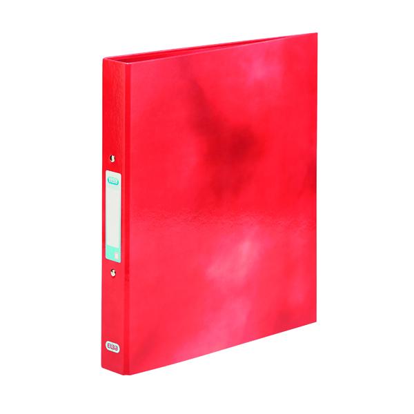Elba Classy Ring Binder 25mm Red 400017755