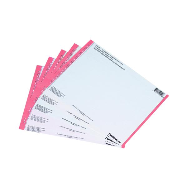 Inserts Elba Suspension Files Label Sheet Vertical (10 Pack) 100330197