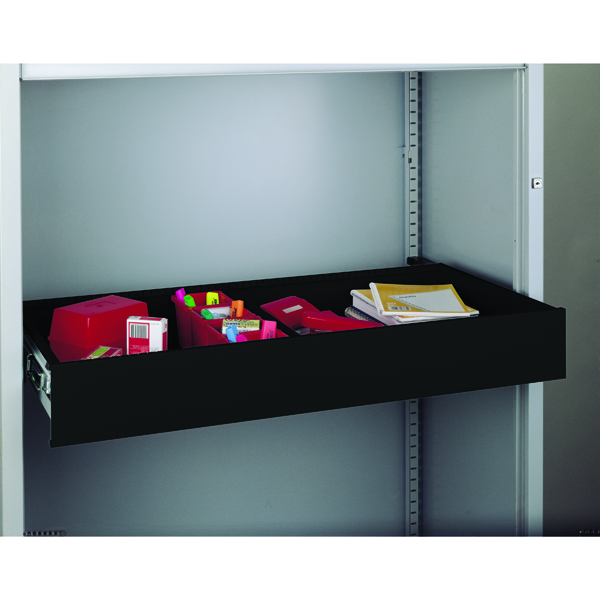 Bisley Rollout Drawer Black RODWR4-45
