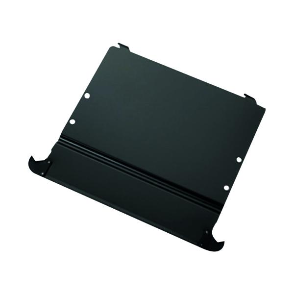 Bisley Filing Cab Compress Plate Black (5 Pack) PCF744FP5