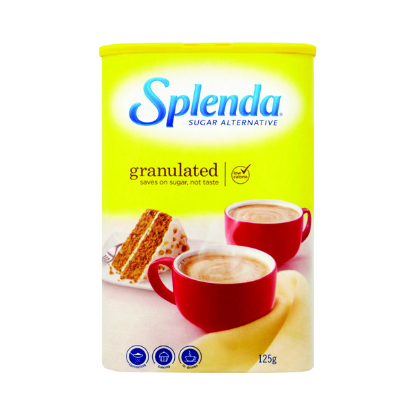 Sugar / Sweetener Splenda Sweetener 125g A08026