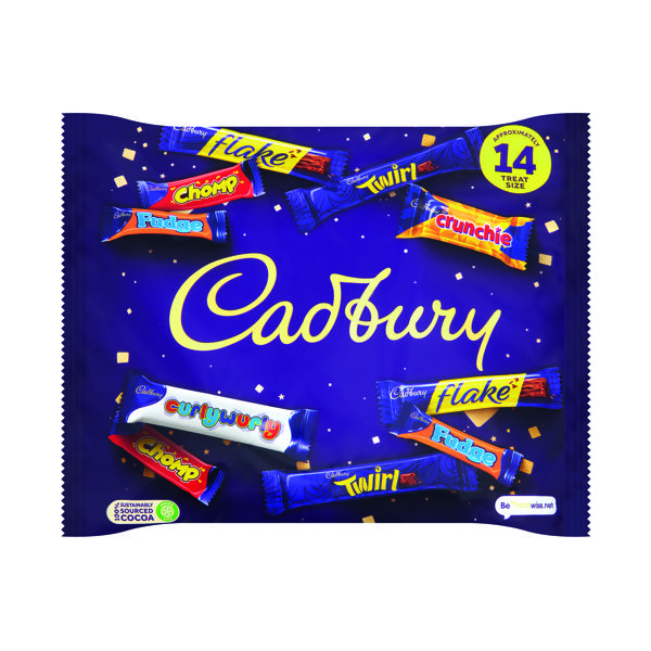 Sweets/Chocolate Cadbury Heroes Variety Bag A06966