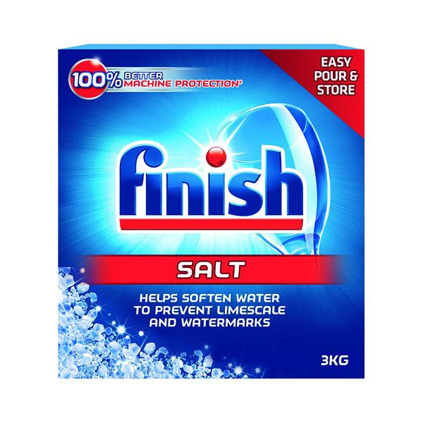 Kitchen/Washroom Cleaning Finish Dishwasher Salt 3kg N07875