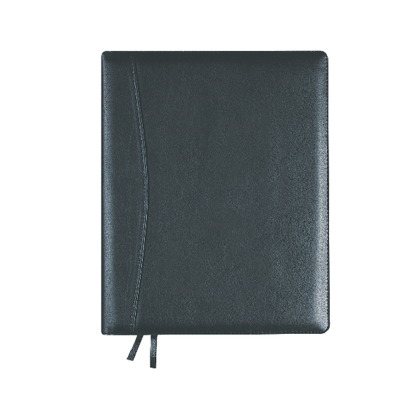 Diaries Collins Elite Diary Compact Day Per Page 2019 Black 1140V