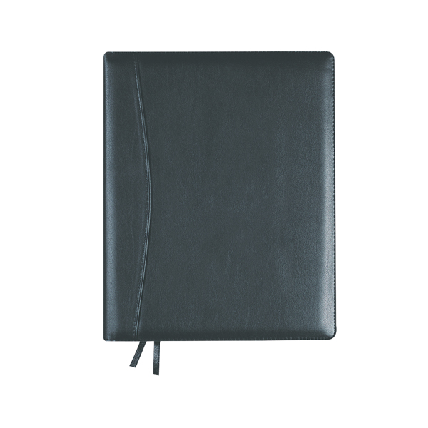 Day a Page Collins Elite Diary Compact Day Per Page 2020 Black 1140V