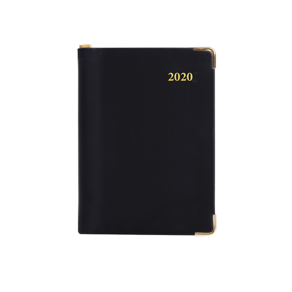 Unspecified Collins Leadership Diary A4 Day Per Page 4 Person Appointment 2020 Black CP6742