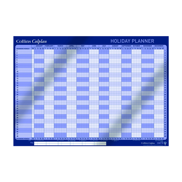 Unspecified Collins Holiday Planner 2021 CWC10
