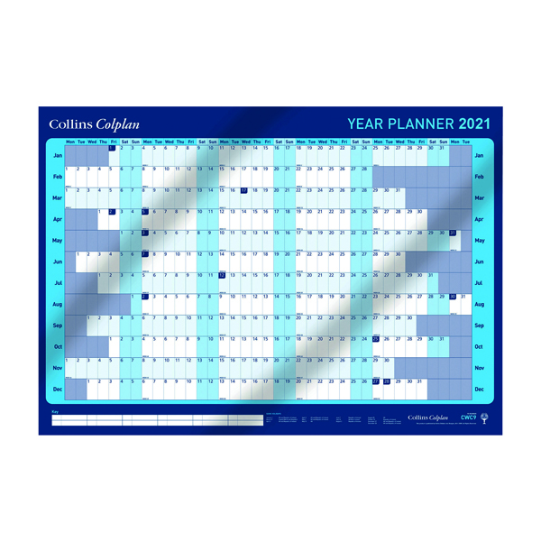 Collins Year Planner 2021 CWC9
