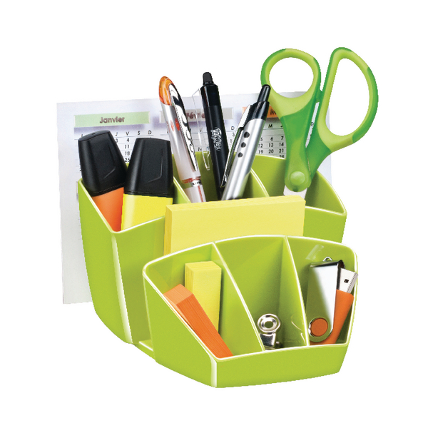 Organiser CEP Pro Gloss Green Desk Tidy 580GGREEN