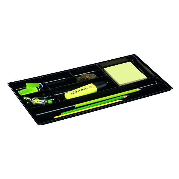 Organiser CEP Drawer Organiser Black 149/4