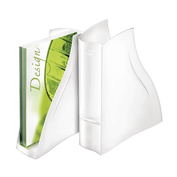 Magazine Files CEP Ellypse Xtra Strong Magazine File White 1003700021