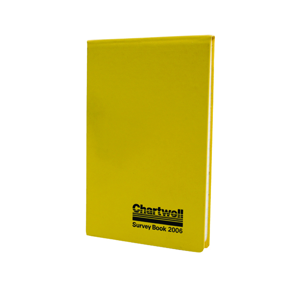 Unspecified Exacompta Chartwell Plain Weather Resistant Field Book 130x205mm 2006