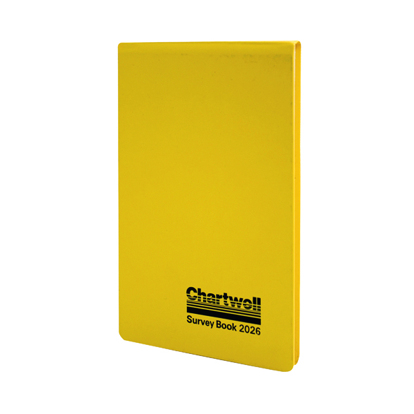 Unspecified Exacompta Chartwell Lined Weather Resistant Field Book 130x205mm 2026