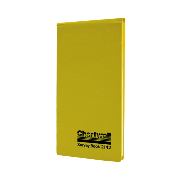 Unspecified Ecacompta Chartwell Weather Resistant Dimensions Book 106x205mm 2142