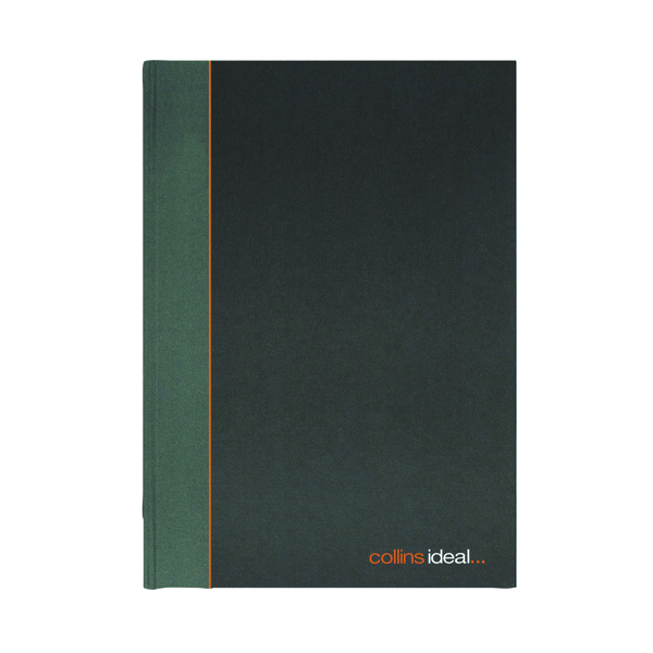 Ruled Collins Ideal Feint Ruled Casebound Notebook 192 Pages A4 6428