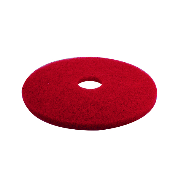 3M Buffing Floor Pad 430mm Red (5 Pack) 2NDRD17