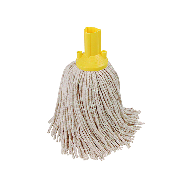 Exel 250g Mop Head Yellow (10 Pack) 102268YL