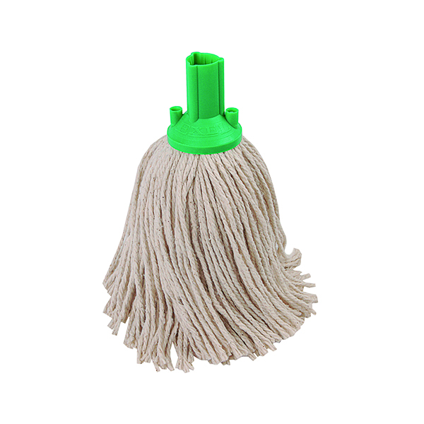 Exel 250g Mop Head Green (10 Pack) 102268GN