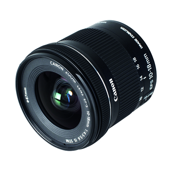 Unspecified Canon EFS 10-18mm F4.5-5.6 STM Lens 9519B005AA