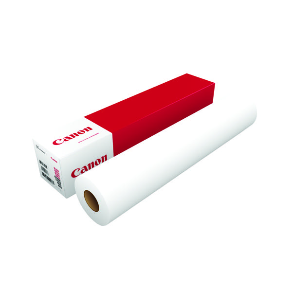 Other Sizes Canon 841mmx91m Uncoated Standard Inkjet Paper 97024714