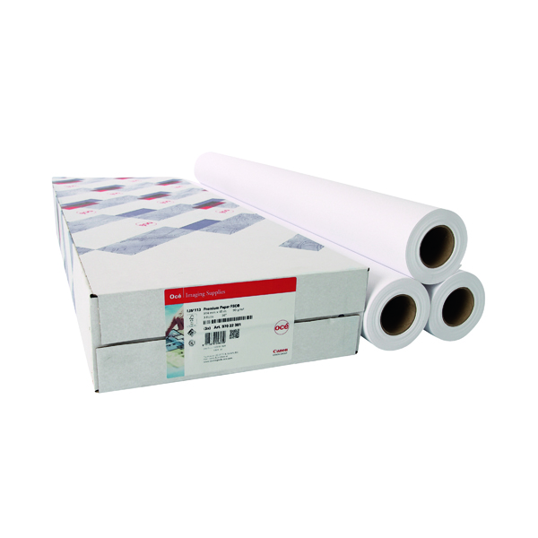 Other Sizes Canon Coated Premium Inkjet Paper 914mmx91m 97022851