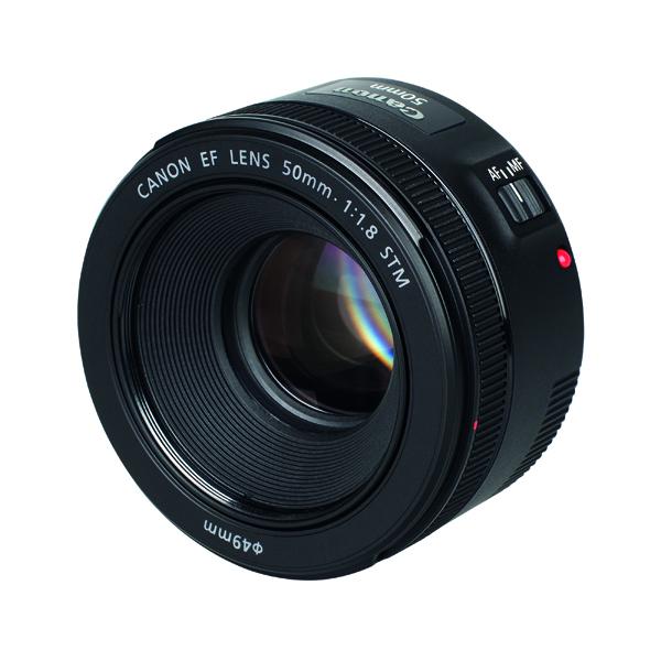 Cameras Canon EF 50mm f/1.8 STM Lens 0570C005AA