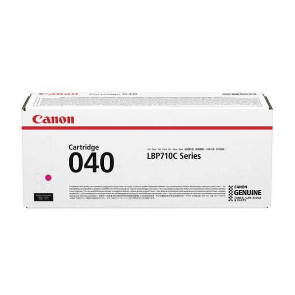 Canon 040 Magenta Toner Cartridge 0456C001