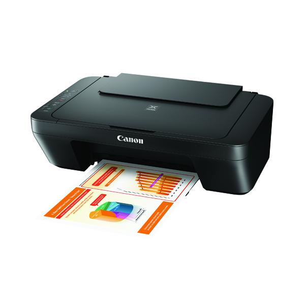 Inkjet Printers Canon PIXMA MG2550S All-in-One Printer 0727C008