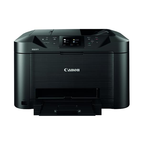 Inkjet Printers Canon Maxify MB5155 Colour Multifunction Inkjet Printer 0960C028